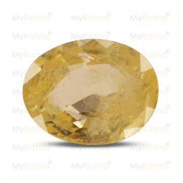 Yellow Sapphire - Basic Quality Ceylon - MyRatna