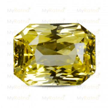 Yellow Sapphire - Imperial Quality Ceylon - MyRatna