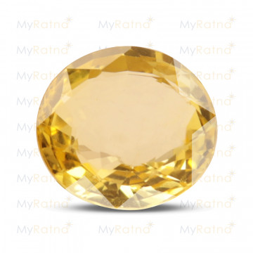 Yellow Sapphire - Rare Quality Ceylon - MyRatna