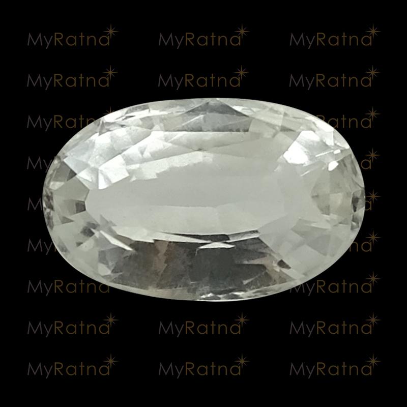 White Topaz - WT 14001 Prime - Quality - MyRatna