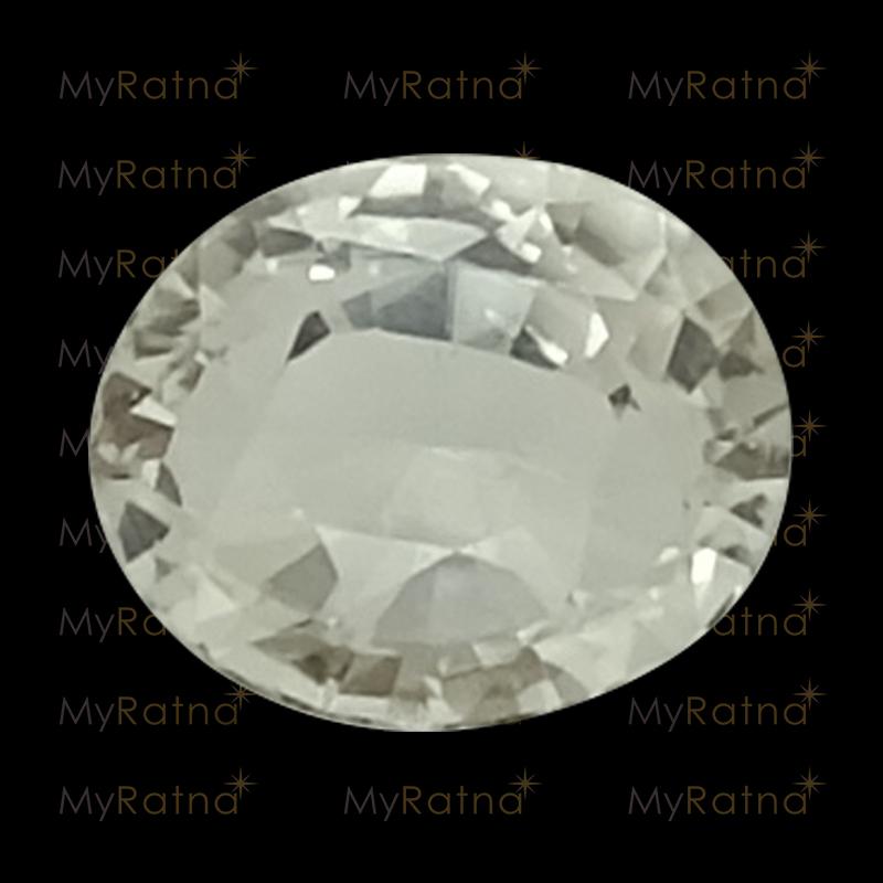 White Topaz - WT 14002 Prime - Quality - MyRatna