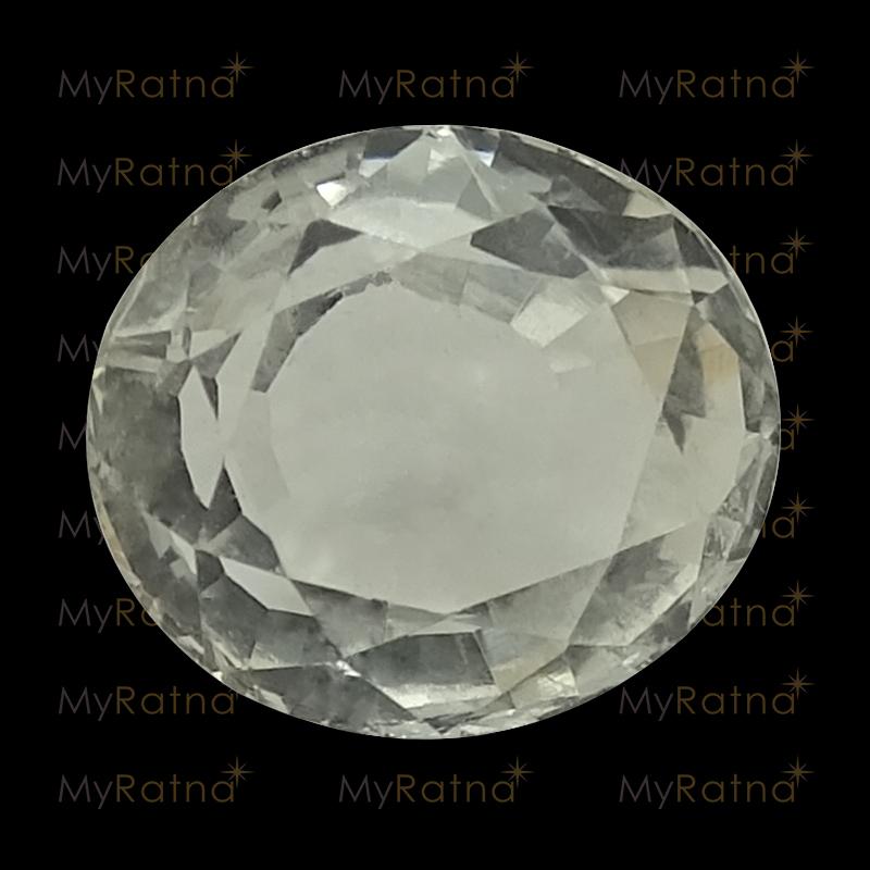 White Topaz - WT 14003 Prime - Quality - MyRatna