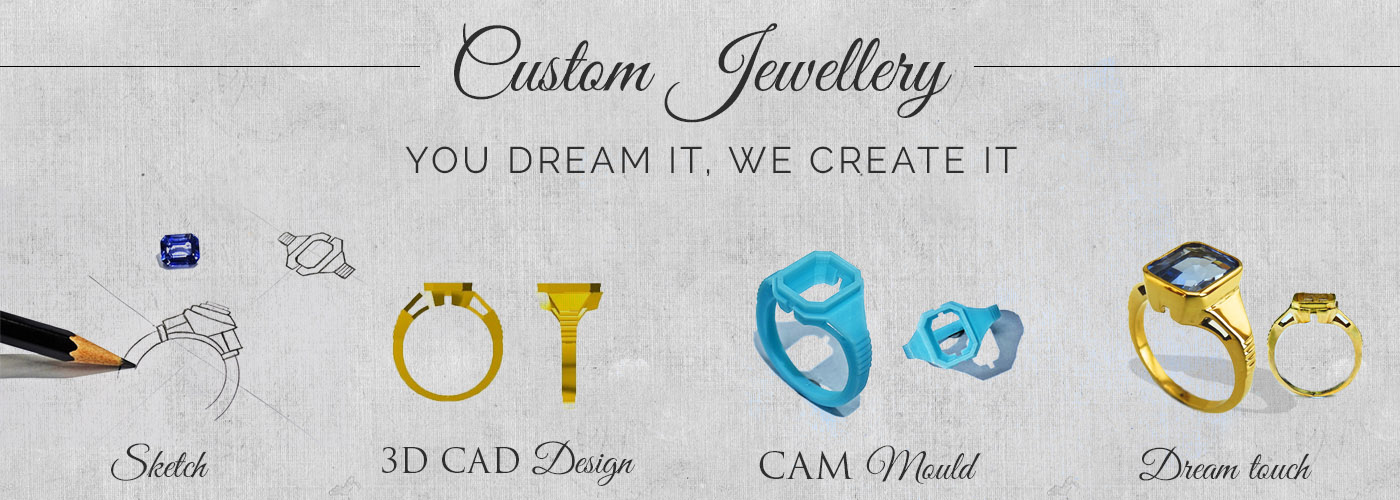 Custom Jewelry Maker