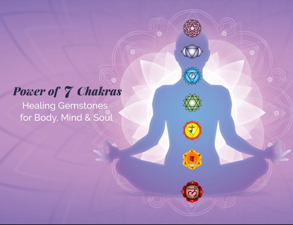 Power of 7 Chakras