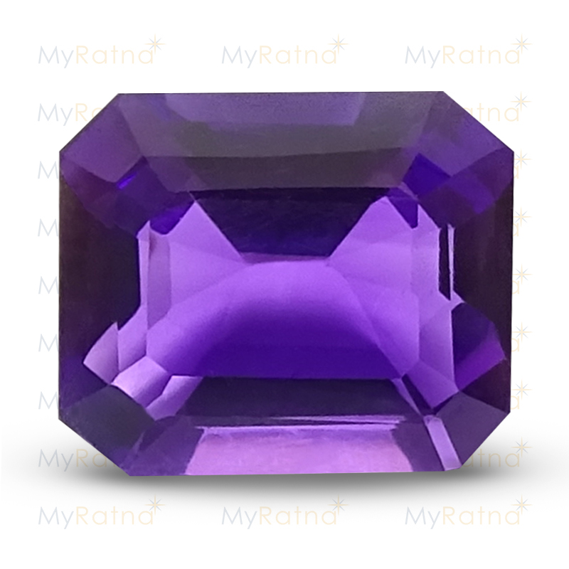 Certified Natural Amethyst 3.83 Ct (Brazil) - Limited - MyRatna