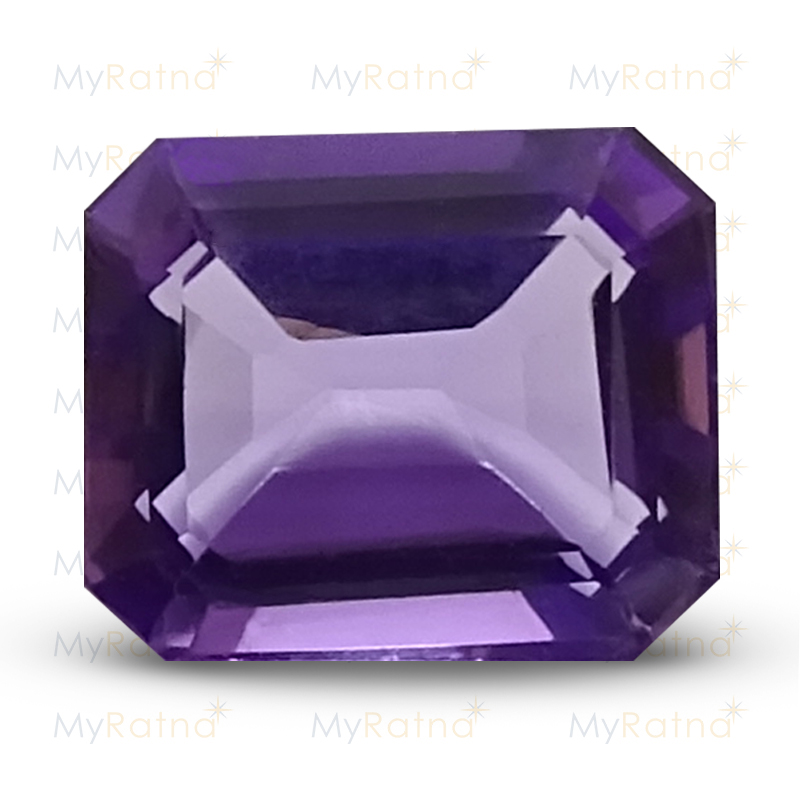 Certified Natural Amethyst 3.59 Ct (Brazil) - Limited - MyRatna