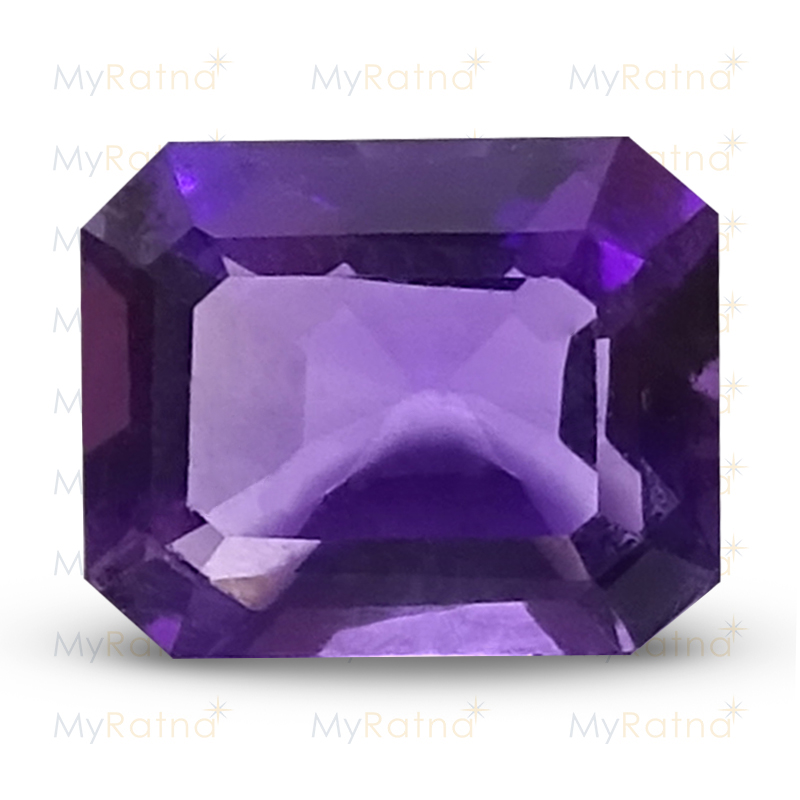 Certified Natural Amethyst 3.25 Ct (Brazil) - Limited - MyRatna