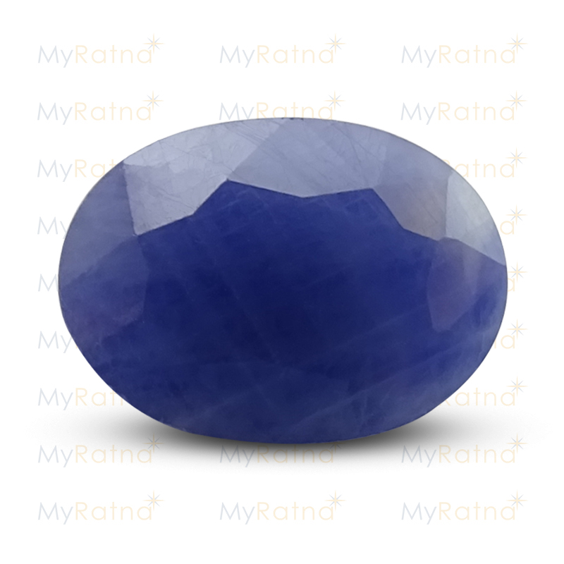 Certified Natural Blue Sapphire 9.61 Ct (Africa) - Fine - MyRatna