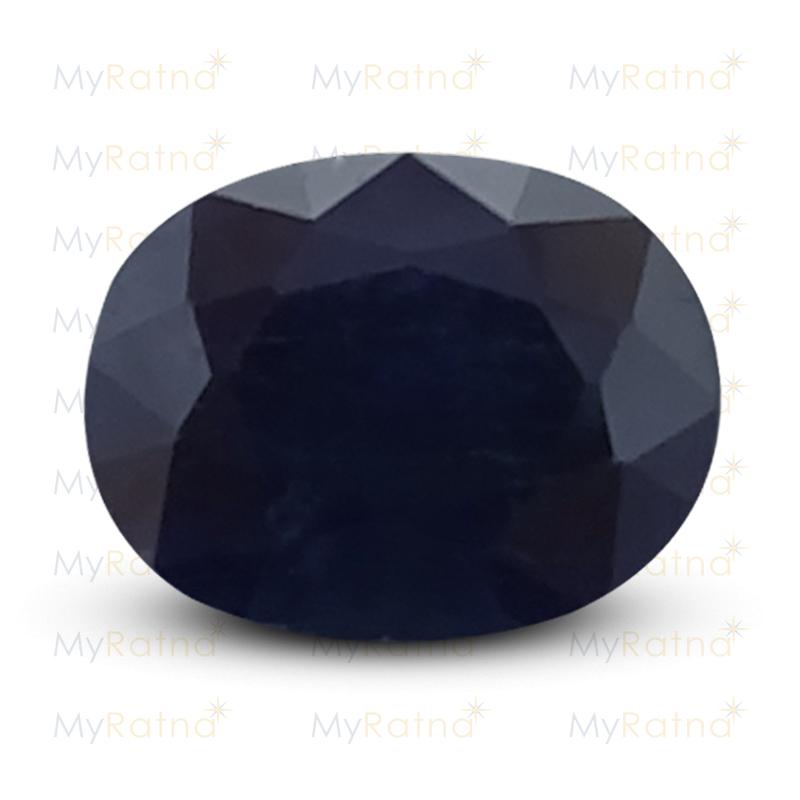 Certified Natural Blue Sapphire 4.26 Ct (Bangkok) - Fine - MyRatna