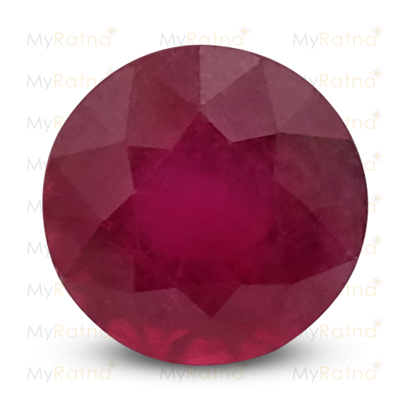 Certified Natural Ruby 3.99 Ct (Bangkok) - Prime - MyRatna