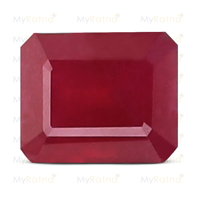 Certified Natural Ruby 7.89 Ct (Bangkok) - Prime - MyRatna