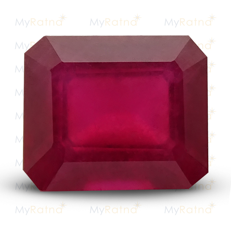 Certified Natural Ruby 4.47 Ct (Bangkok) - Prime - MyRatna