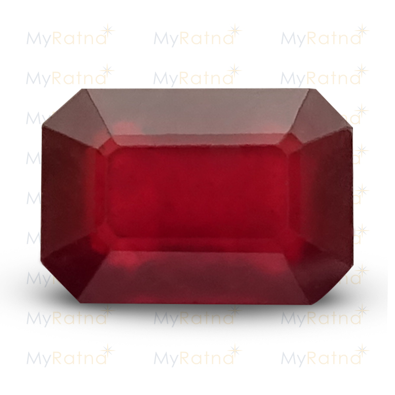 Certified Natural Ruby 3.79 Ct (Bangkok) - Prime - MyRatna