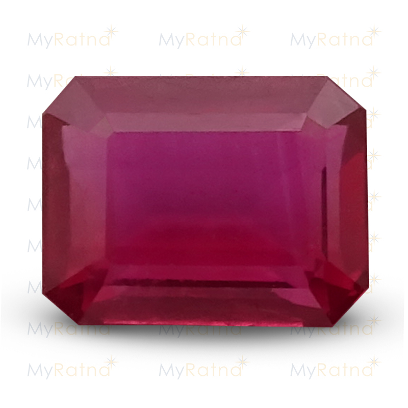 Certified Natural Ruby 4.91 Ct (Bangkok) - Limited - MyRatna