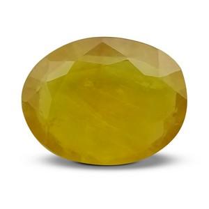 Certified Natural Yellow Sapphire 8.68 Ct (Bangkok) - Fine - MyRatna