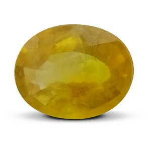 Certified Natural Yellow Sapphire 4.62 Ct (Bangkok) - Fine - MyRatna