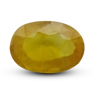 Certified Natural Yellow Sapphire 4.47 Ct (Bangkok) - Fine - MyRatna