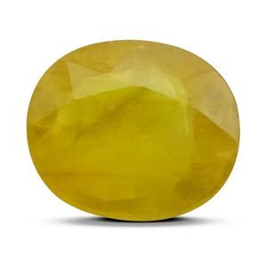 Certified Natural Yellow Sapphire 6.18 Ct (Bangkok) - Fine - MyRatna
