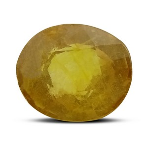 Certified Natural Yellow Sapphire 5.75 Ct (Bangkok) - Fine - MyRatna