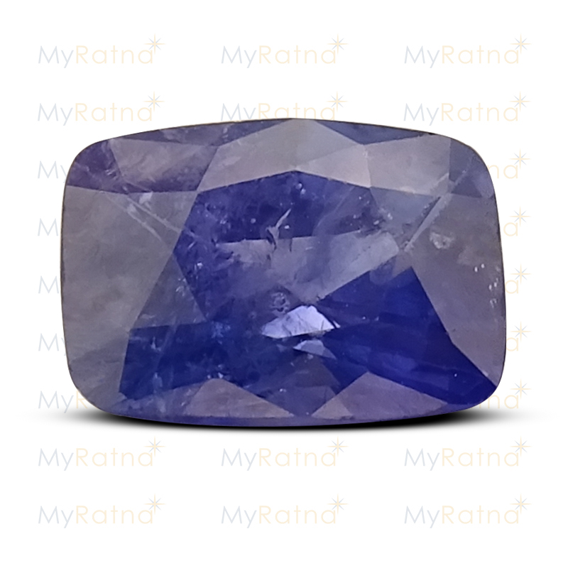 Certified Natural Blue Sapphire 3.2 Ct (Ceylon) - Limited - MyRatna