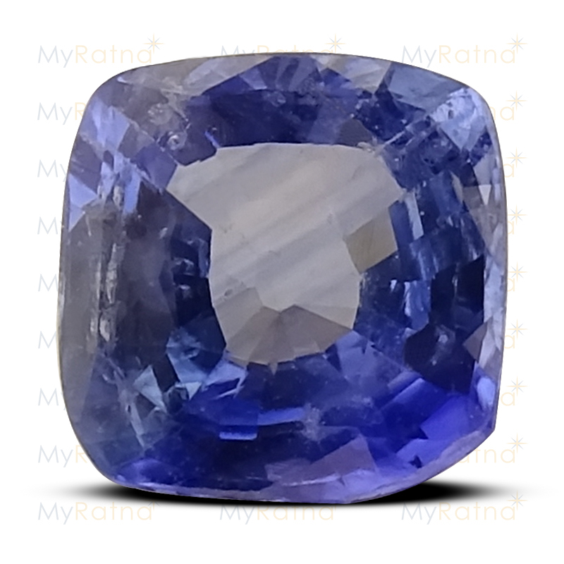 Certified Natural Blue Sapphire 3.64 Ct (Ceylon) - Limited - MyRatna