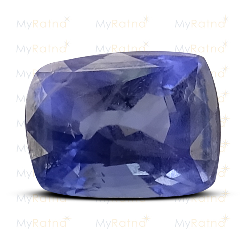 Certified Natural Blue Sapphire 3.18 Ct (Ceylon) - Limited - MyRatna