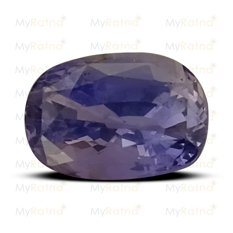Certified Natural Blue Sapphire 3.11 Ct (Ceylon) - Prime - MyRatna