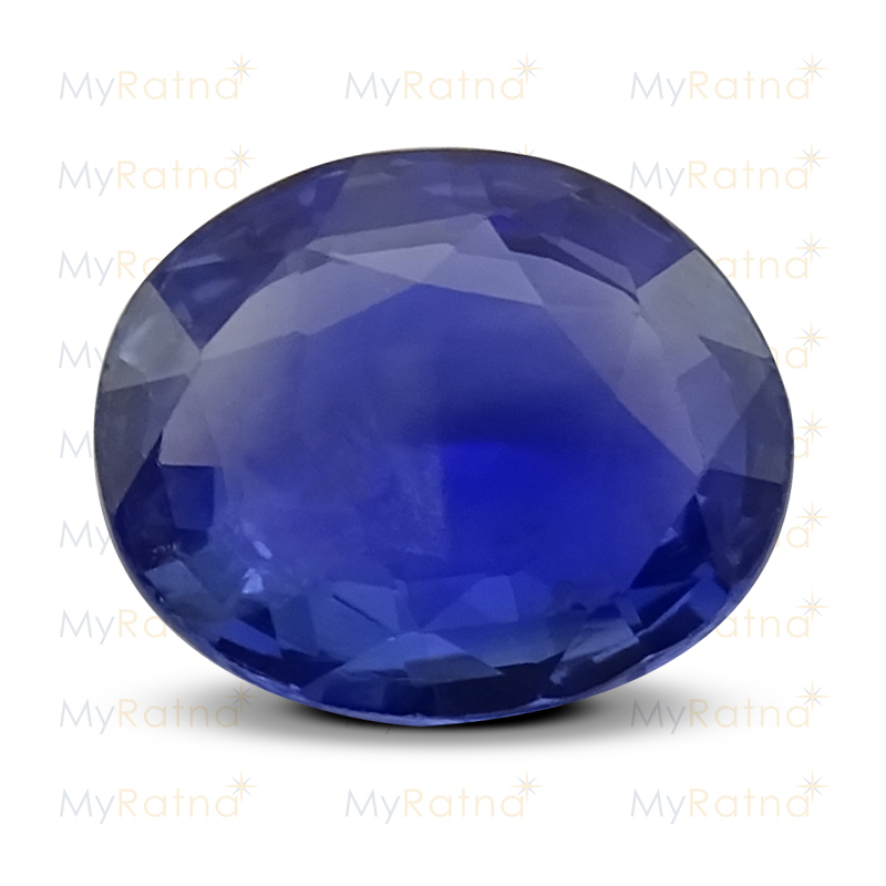 Certified Natural Blue Sapphire 3.6 Ct (Ceylon) - Limited - MyRatna