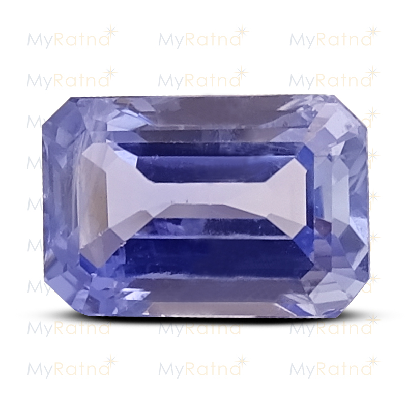 Certified Natural Blue Sapphire 3.19 Ct (Ceylon) - Limited - MyRatna
