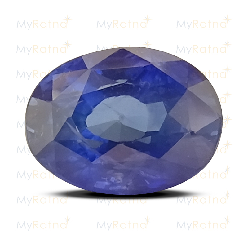 Certified Natural Blue Sapphire 3.01 Ct (Ceylon) - Limited - MyRatna