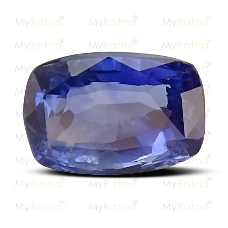 Certified Natural Blue Sapphire 3.41 Ct (Ceylon) - Limited - MyRatna