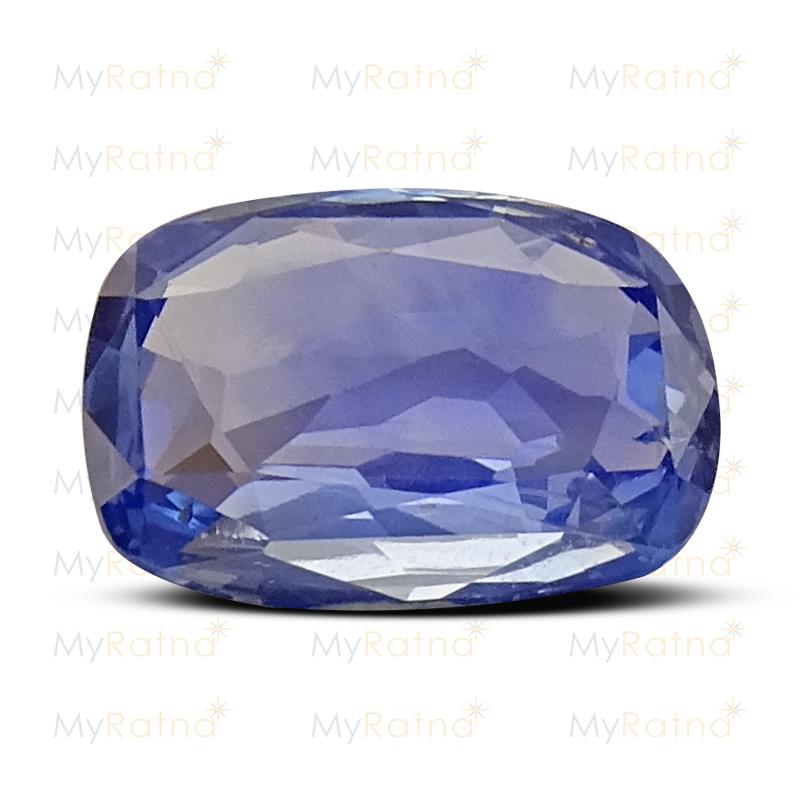 Certified Natural Blue Sapphire 3.27 Ct (Ceylon) - Prime - MyRatna