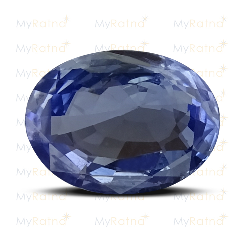 Certified Natural Blue Sapphire 3.14 Ct (Ceylon) - Limited - MyRatna