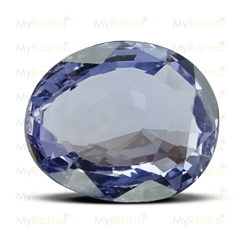Certified Natural Blue Sapphire 3.48 Ct (Ceylon) - Limited - MyRatna