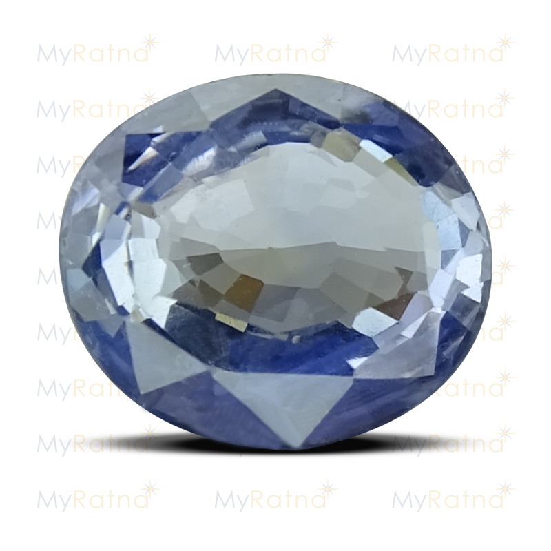 Certified Natural Blue Sapphire 3.17 Ct (Ceylon) - Limited - MyRatna