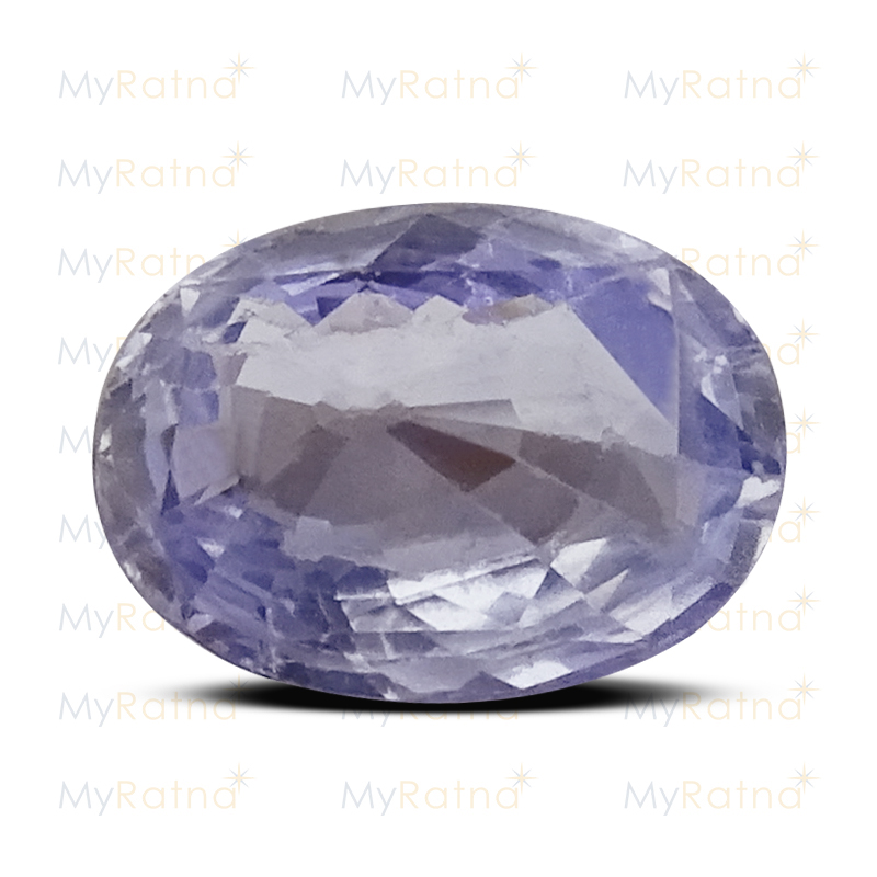 Certified Natural Blue Sapphire 3.79 Ct (Ceylon) - Prime - MyRatna