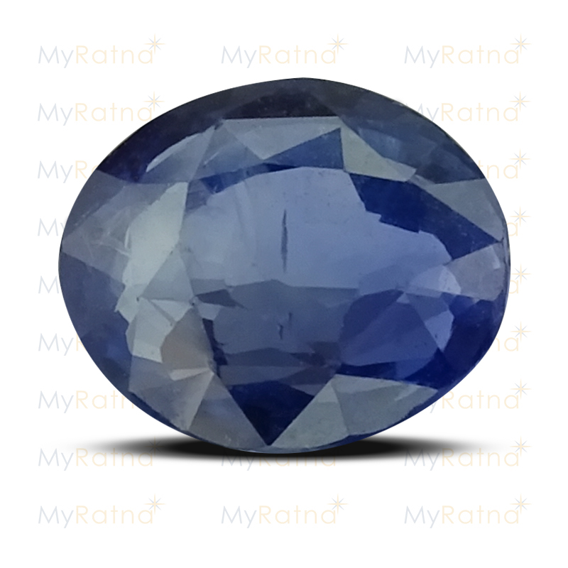 Certified Natural Blue Sapphire 3.03 Ct (Ceylon) - Limited - MyRatna