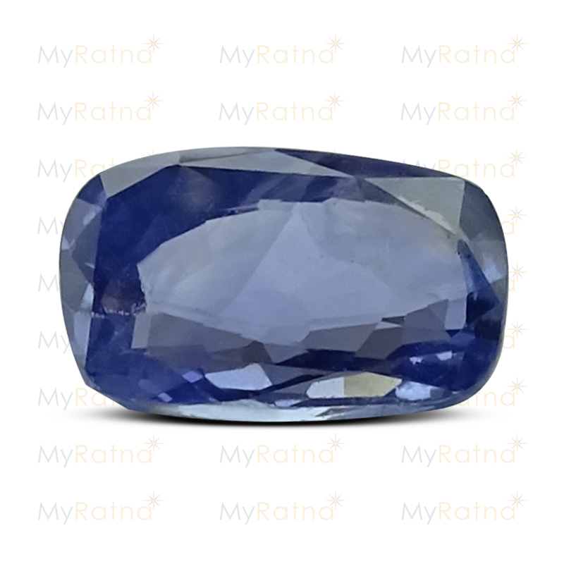 Certified Natural Blue Sapphire 3.4 Ct (Ceylon) - Limited - MyRatna