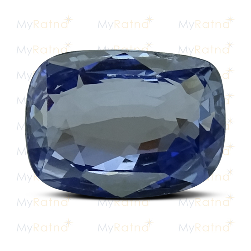 Certified Natural Blue Sapphire 3.45 Ct (Ceylon) - Limited - MyRatna