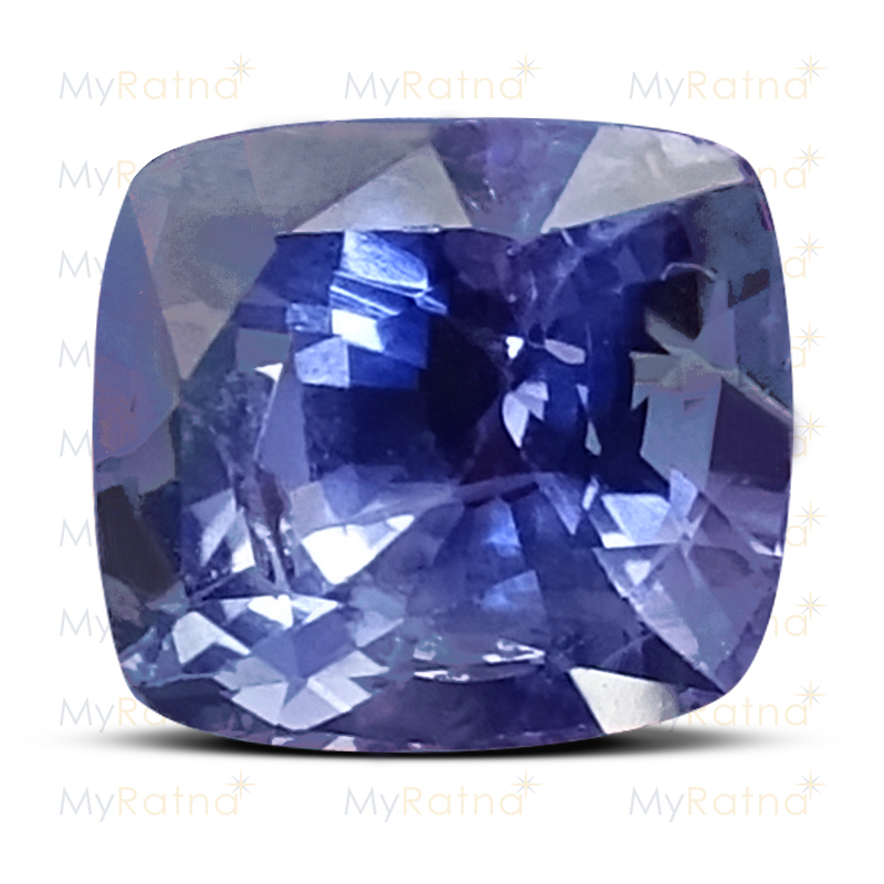 Certified Natural Blue Sapphire 3.39 Ct (Ceylon) - Limited - MyRatna