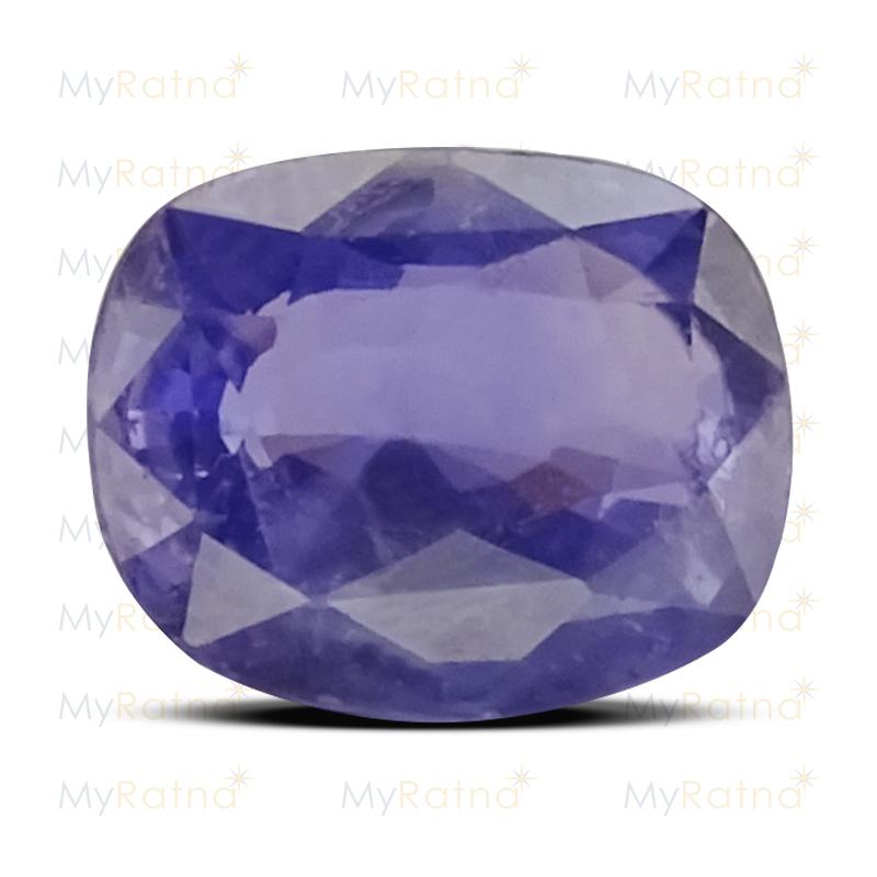 Certified Natural Blue Sapphire 3.89 Ct (Ceylon) - Prime - MyRatna