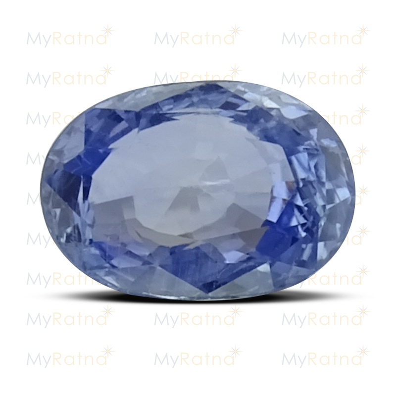 Certified Natural Blue Sapphire 4.22 Ct (Ceylon) - Limited - MyRatna