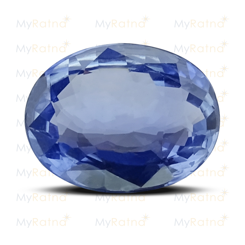 Certified Natural Blue Sapphire 4.24 Ct (Ceylon) - Limited - MyRatna