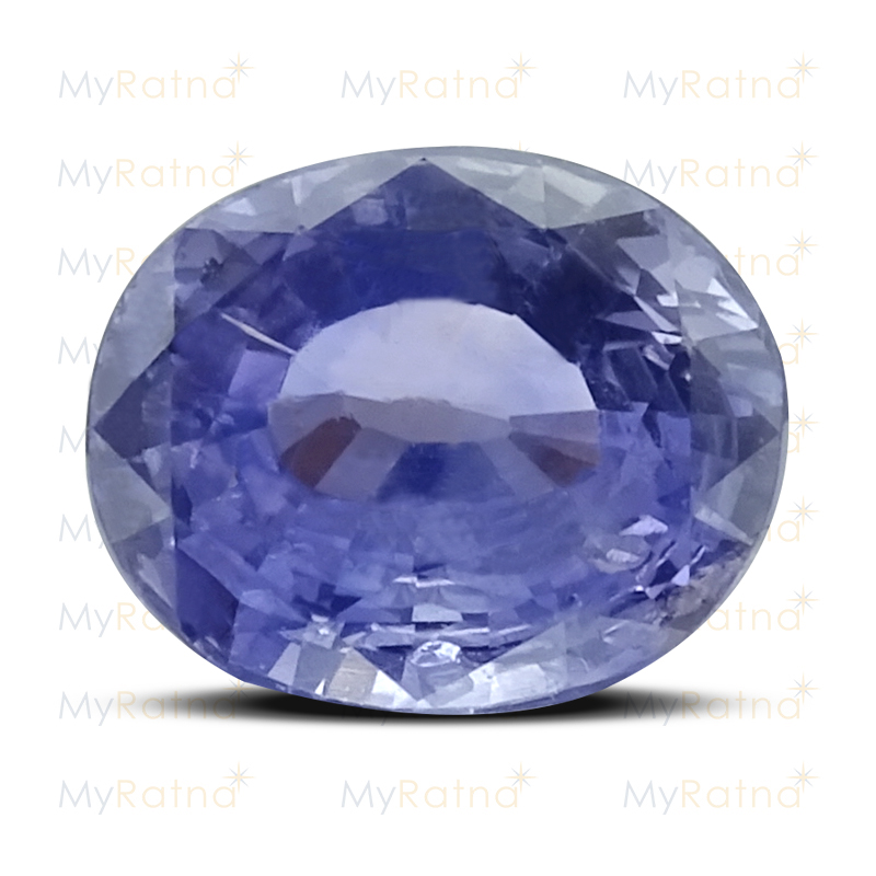 Certified Natural Blue Sapphire 4.4 Ct (Ceylon) - Limited - MyRatna