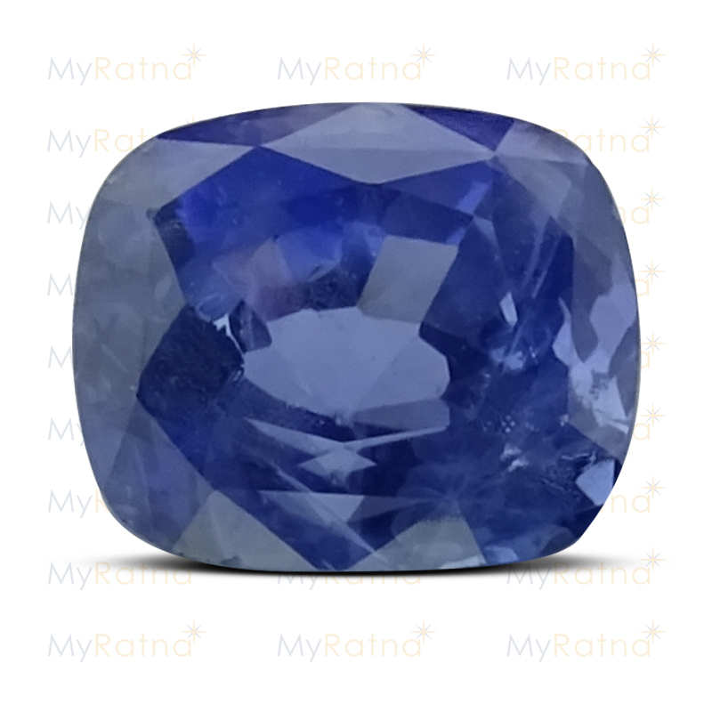 Certified Natural Blue Sapphire 4.37 Ct (Ceylon) - Limited - MyRatna