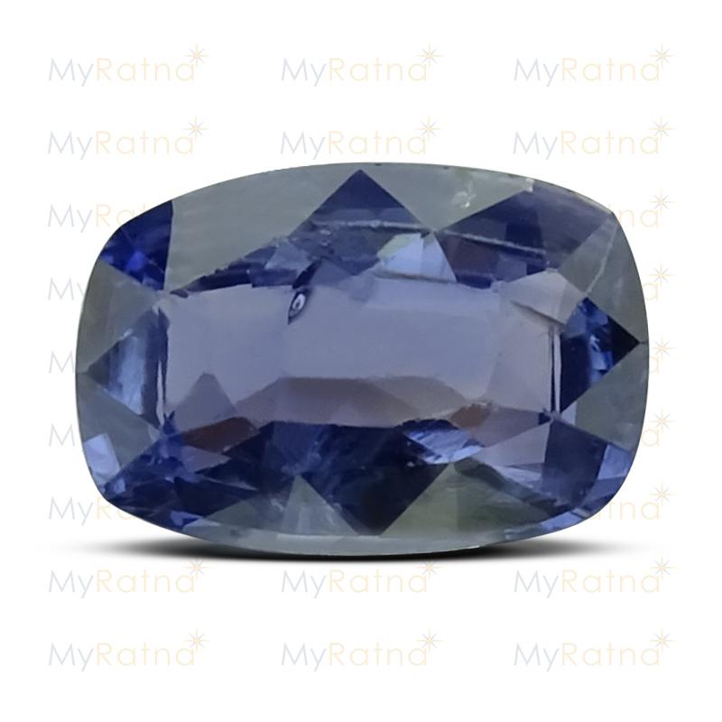 Certified Natural Blue Sapphire 3.45 Ct (Ceylon) - Prime - MyRatna