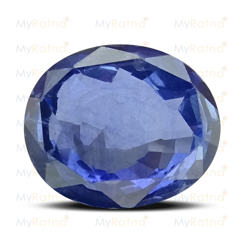 Certified Natural Blue Sapphire 2.55 Ct (Ceylon) - Limited - MyRatna