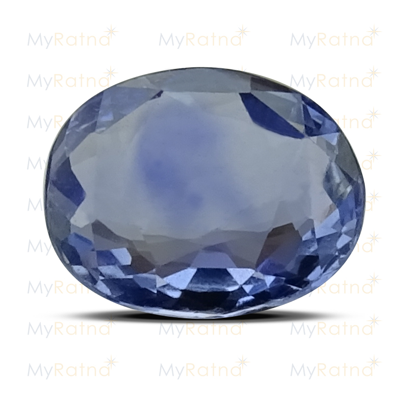 Certified Natural Blue Sapphire 3.37 Ct (Ceylon) - Limited - MyRatna