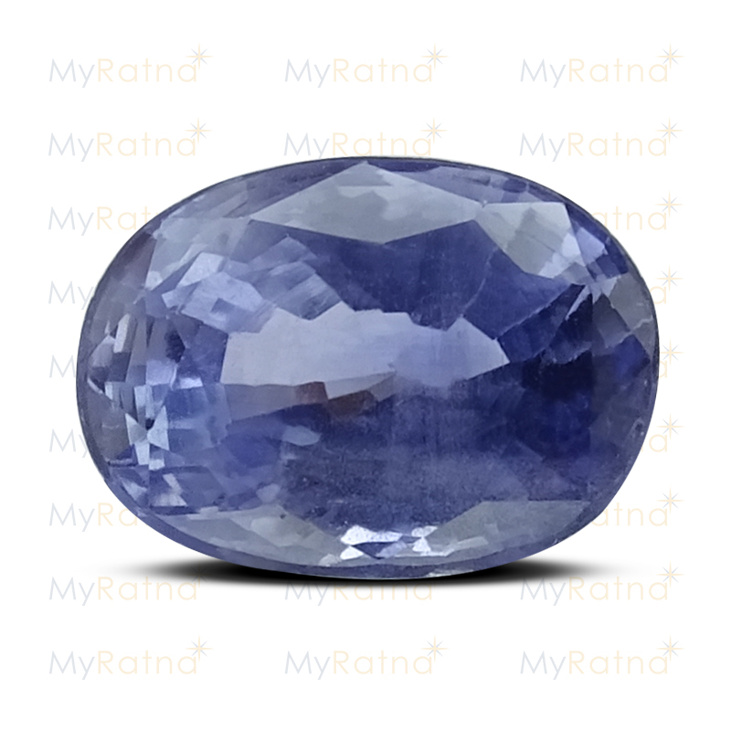 Certified Natural Blue Sapphire 8.63 Ct (Ceylon) - Limited - MyRatna