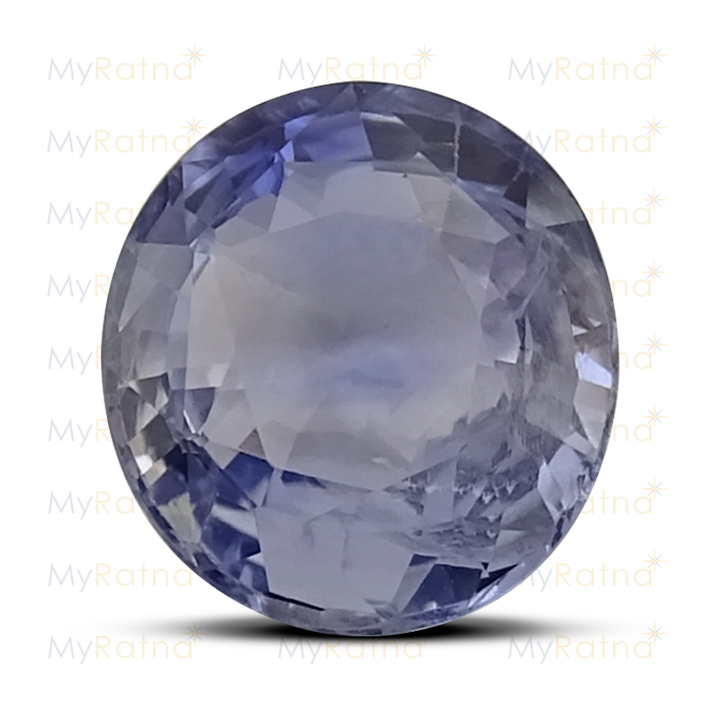 Certified Natural Blue Sapphire 3.83 Ct (Ceylon) - Limited - MyRatna